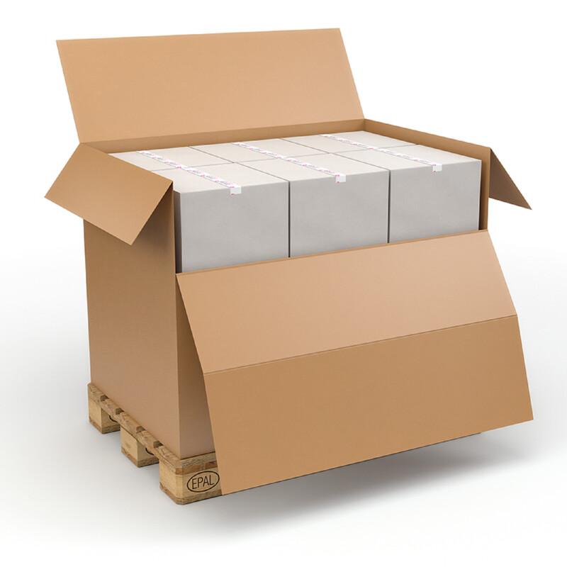 Nuevo-cajas-envío diversidad cajas-embalaje-caja-Box