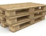 Palés de fibra de madera - Cajas de cartón, contenedores y palés