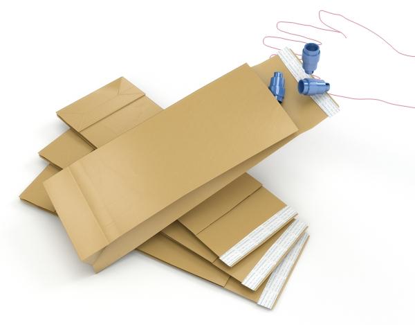 Bolsas directo kraft - Sobres y envíos